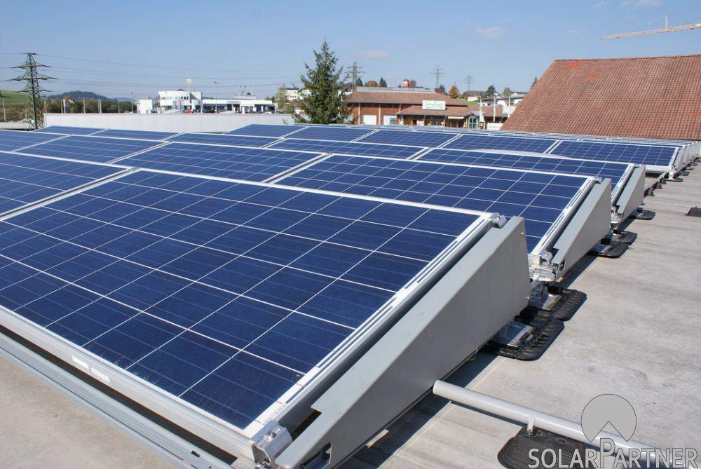 Photovoltaik-Anlage ASZ Rohrbach